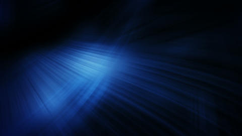 blue light flashes abstract loop background Animation