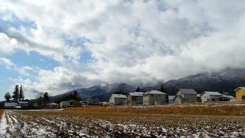 Rural landscape Footage