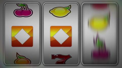 Las Vegas Casino Slot Machine Prize Win Logo Intro After Effects Template