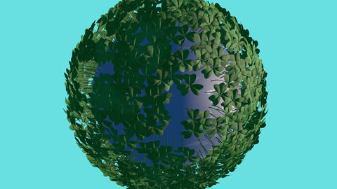 CloverBall Animation