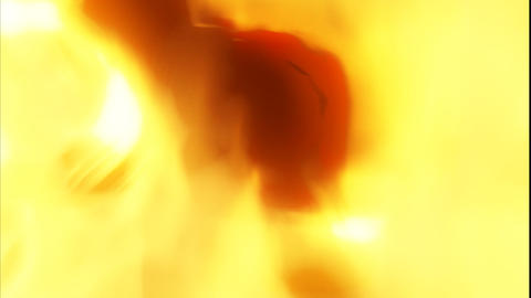 Fire Transition Set With Alpha Channel stock footage
