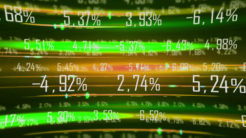 Economy Number 2 2 HD stock footage