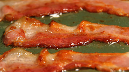 Bacon 2 stock footage