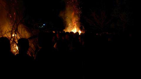 Beltane festival 03 Footage