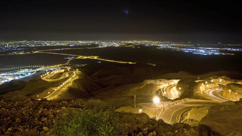 Jebel Hafeet Footage