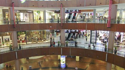 Dubai Mall Footage