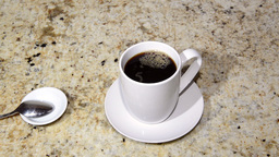 Pouring coffee Stock Video Footage