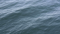 Ocean surface water ripples Footage
