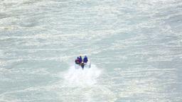 Motor boat Live Action