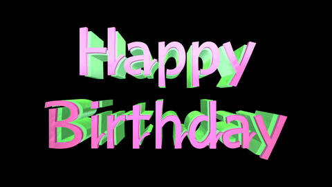 Happy Birthday Set 01 0