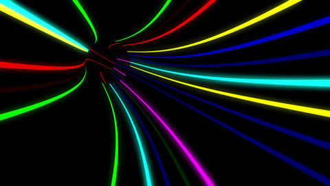 Tunnel Neon Tube 0