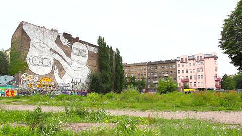 street art Stock Video Footage