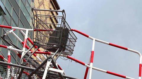 trolley art Footage