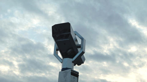 telescope Footage