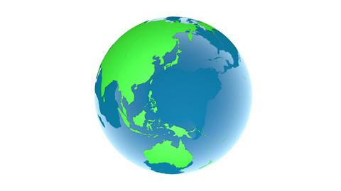 地球 Stock Video Footage