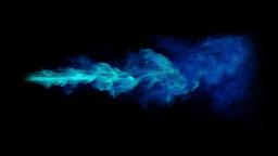 Splash Smoke PIX Cam A V 01 stock footage