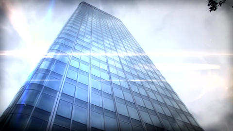 Metropolis Plantilla de After Effects