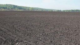 Plowed field Footage