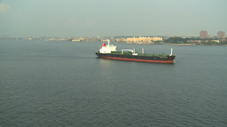 HD2008-8-10-24 big ship Stock Video Footage