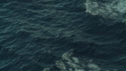 HD2008-8-10-36 ships wake Stock Video Footage