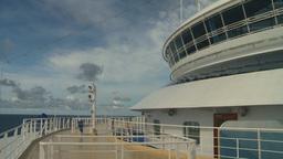 HD2008-8-10-58 cruise ship Stock Video Footage