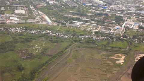 Aerial view Stock Video Footage