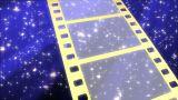Film Strip A05c stock footage