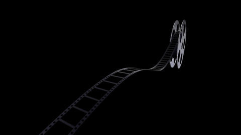 Film Strip A01m HD Animation