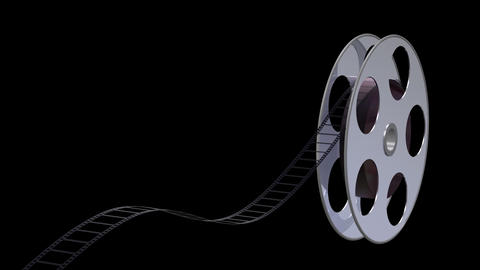 Film Strip A03m HD Animation