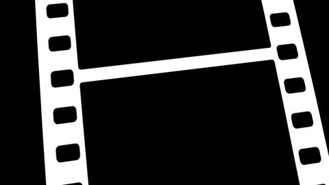 Film Strip A05m HD Stock Video Footage
