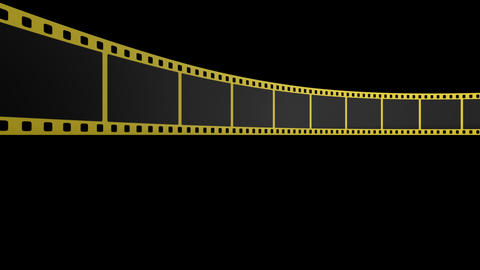 Film Strip D02m Animation