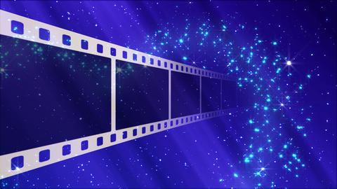 Film Strip D01a Animation