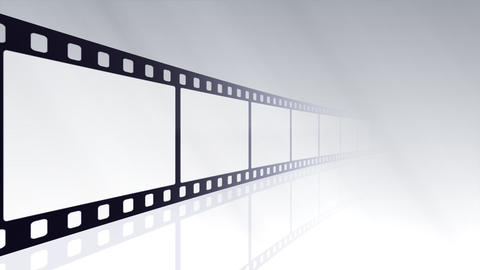 Film Strip D01c Stock Video Footage