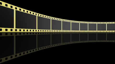 Film Strip D02b Animation