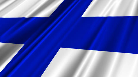 FinlandFlagLoop02 Animation