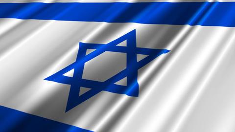 IsraelFlagLoop02 Animation