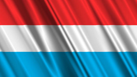LuxembourgFlagLoop01 Animation