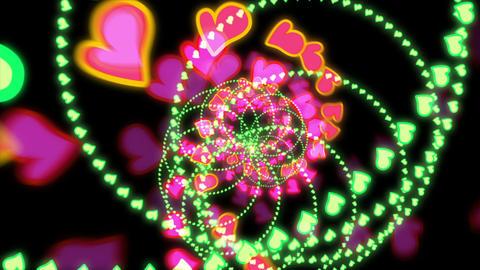 HEART plentifully Animation