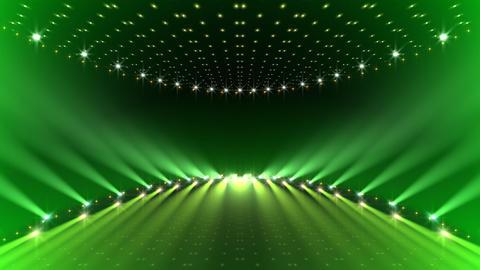 Stage Lighting 2 DfC1 CG動画