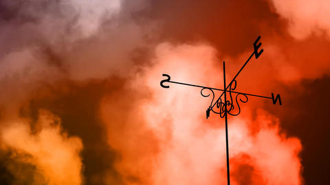 Weather Vane Change HD Loop Animation