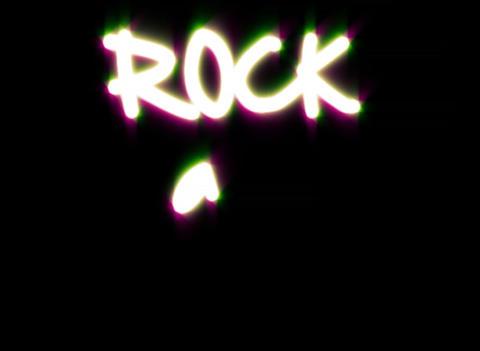 Rock Pop Stock Video Footage