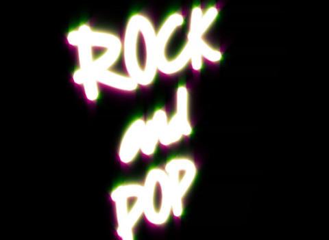 Rock Pop Animation