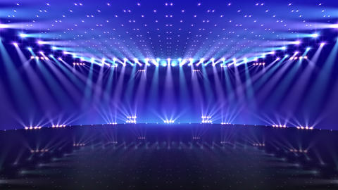 Stage Lighting 2 AfC1 CG動画