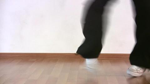 dancing legs Footage