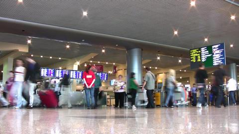 airport people Footage