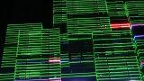 Night Neon Light Casino 3 stock footage