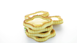 Lime Jam Tartlets stock footage