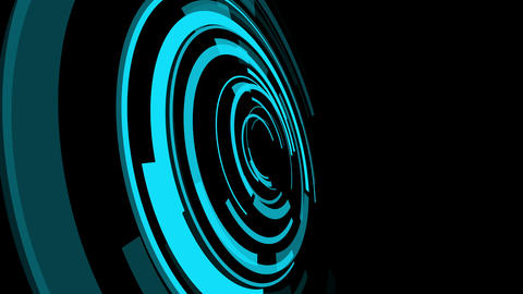 futuristic animation, abstract motion backgrounds  Animation