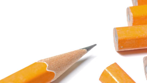 Pencils pattern Footage