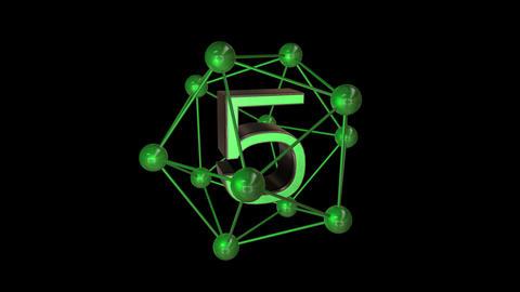 Atom Countdown Set